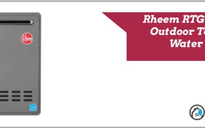 Rheem RTG-64XLN Outdoor Tankless Water Heater Review