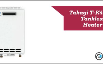 Takagi T-K4-OS-NG Tankless Water Heater Review