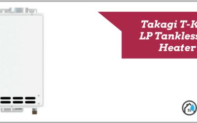 Takagi T-KJr2-IN-LP Tankless Water Heater Review