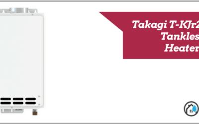 Takagi T-KJr2-IN-NG Tankless Water Heater Review