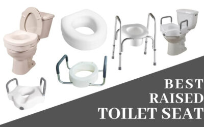 10 Best Raised Toilet Seat Reviews & Buyer's Guide [2020 Edition]