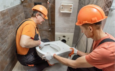 how to install a wall-mounted toilet